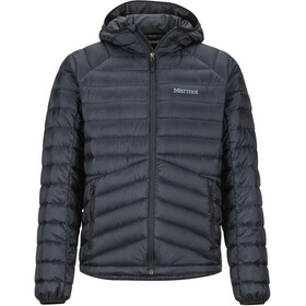 Marmot Highlander Down Hoody Herre Black